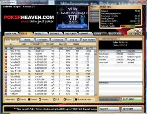 покер онлайн турнир