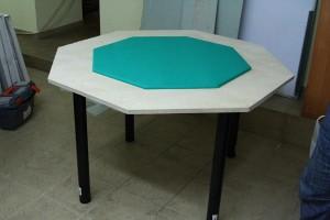 как натягивать сукно на покерный стол