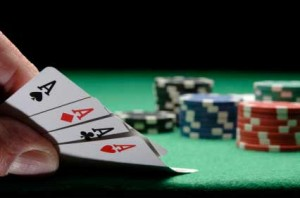 четыре туза | не проигрывает тот, кто не играет